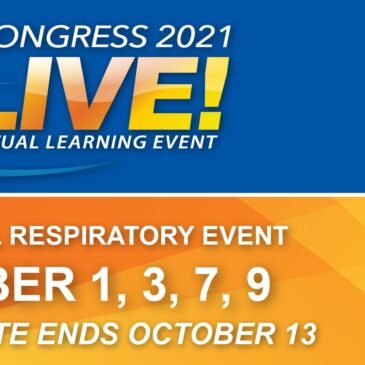 Planning to Attend  Congress 2021 Live?